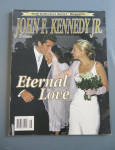 Click here to enlarge image and see more about item 4240: John F. Kennedy  Jr. Tribute  Magazine - 1999