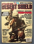 Click here to enlarge image and see more about item 4277: Operation  Desert  Shield  Magazine - 1991