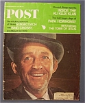 Saturday Evening Post Magazine - April 9, 1966