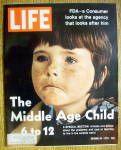 Click to view larger image of Life Magazine-October 20, 1972-Middle Age Child (Image1)