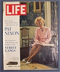 Click to view larger image of Life Magazine - August  25, 1972 - Pat  Nixon (Image1)