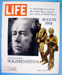 Click to view larger image of Life Magazine-June 23, 1972-Alexander Solzhenitsyn (Image1)