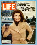 Life  Magazine-March 31, 1972-Mrs. Jackie Onassis