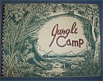 Click here to enlarge image and see more about item 4371: World  War  II  -  Jungle  Camp  Yearbook  (33rd Div.)