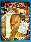 Vintage Playboy-June 1969-Helena Antonaccio