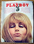 Click to view larger image of Playboy Magazine-December 1969-Gloria Root (Image1)