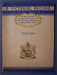 Click here to enlarge image and see more about item 4436: WW II  A Pictorial Record Of Military District  No.10