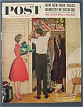 Saturday Evening Post Cover By Hughes - Dec 10, 1960