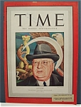 Time Magazine - May  11,  1942 - Litvinoff  Cover