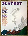 Click to view larger image of Playboy Magazine-October 1960-Kathy Douglas (Image1)
