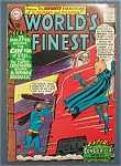 Click here to enlarge image and see more about item 4642: World's Finest Comics - August 1965