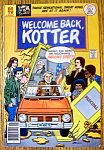 Welcome Back, Kotter Comic #2-January 1977