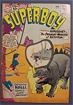 Superboy Comics  # 87 - March 1961