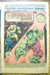 Click to view larger image of The Incredible Hulk Comic #209-March 1977 (Image3)