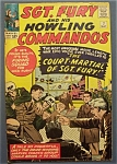 Sgt. Fury & His Howling Commandos Comics # 7 - May 1964