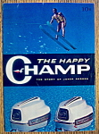 The Happy Champ Comic (Story Of Joker Osborn)-1965