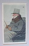 Click here to enlarge image and see more about item 469: Vanity Fair Print The Marquis of Tweeddale Jan. 8, 1876