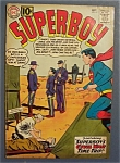 Superboy Comics  #91 - September 1961