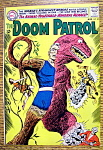 Click to view larger image of The Doom Patrol Comic #89 - August 1964 (Image1)