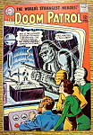 The Doom Patrol Comic # 86 - March 1964