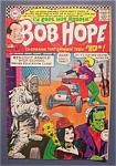 Click here to enlarge image and see more about item 4753: Bob Hope Comics  # 98 - April - May 1966