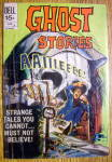 Ghost Stories Comic #34-October 1972