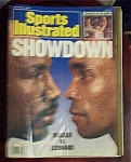 Sports Illustrated Magazine-Mar 30, 1987-Hagler/Leonard