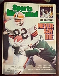 Sports Illustrated Magazine-Jan 12, 1987-Ozzie Newsome