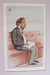 1874 Vanity Fair James Howard Harris Earl of Malmesbury