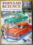 Popular Science Magazine-December 1952-1953 Cars