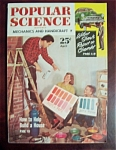 Click here to enlarge image and see more about item 4851: Popular Science Magazine  - April 1952