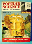 Click here to enlarge image and see more about item 4853: Popular Science Magazine - December 1950