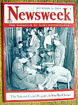 Newsweek Magazine-September 2, 1940-National Guard