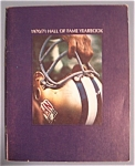 Click here to enlarge image and see more about item 4908: Hall Of Fame Yearbook / 1970 - 71