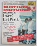Motion Picture Magazine August 1974 Lovers' Last Words