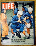 Life Magazine-September 27, 1963-The New Astronauts