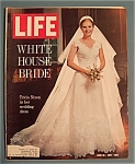 Life Magazine - June 18, 1971 - Tricia Nixon Wedding
