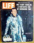 Click to view larger image of Life Magazine-May 24, 1963-Cooper In Space Suit (Image1)