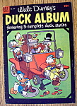 Walt Disney's Duck Album Comic #-1954