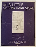1933 In A Little Second Hand Store By Harry Pease
