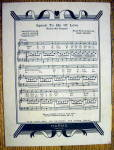 Click to view larger image of Sheet Music For 1936 With Plenty Of Money And You (Image2)