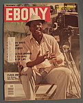 Ebony Magazine-November 1977-Sidney Poitier