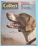 Click here to enlarge image and see more about item 5502: Collier's Magazine - September 27, 1941