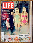 Life Magazine -September 27, 1968 - Sweden's Wild Style