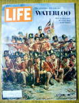 Life Magazine June 11, 1965 Great Battle Of Waterloo