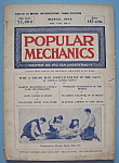 Click here to enlarge image and see more about item 5527: Popular Mechanics Magazine-March 1906-Enlisting In Navy