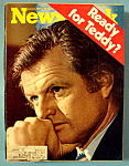Newsweek Magazine-June 2, 1975-Ready For Teddy
