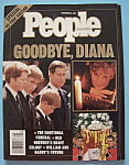 Click here to enlarge image and see more about item 5538: Sept 22, 1997 - Goodbye, Diana