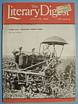 Click here to enlarge image and see more about item 5560: Literary Digest Magazine - April 25, 1936