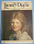 Click here to enlarge image and see more about item 5563: Literary Digest Magazine - December 10, 1932